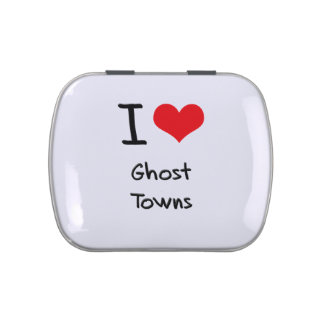 I Love Ghost Towns Jelly Belly Tins