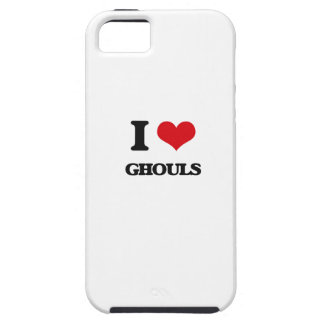 I love Ghouls iPhone 5 Covers