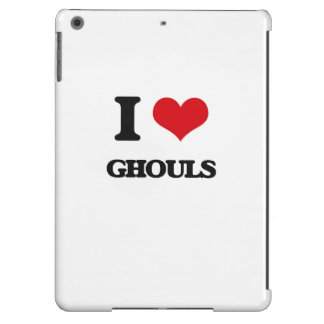I love Ghouls Case For iPad Air