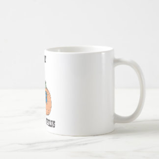 I Love Giant Pumpkins Coffee Mug