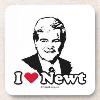 I Love Gingrich (2) Coaster