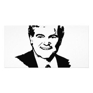 I Love Gingrich Photo Greeting Card