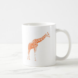 I Love Giraffes Coffee Mugs