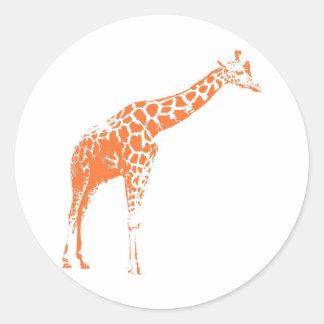 I Love Giraffes Sticker