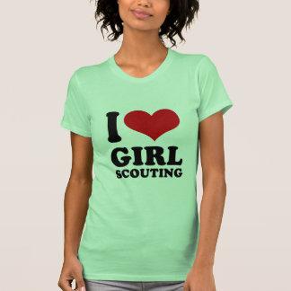 I Love girl scouting Tank