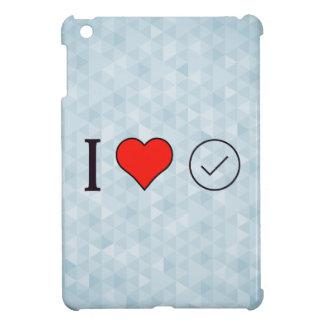 I Love Giving My Approval iPad Mini Cases