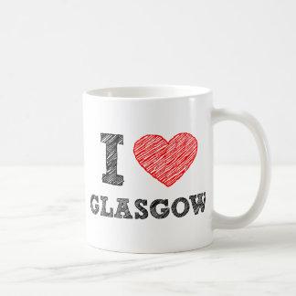 I love Glasgow Coffee Mug