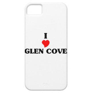I love Glen Cove iPhone 5 Cover