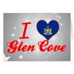 I Love Glen Cove, New York Card