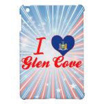 I Love Glen Cove, New York iPad Mini Covers