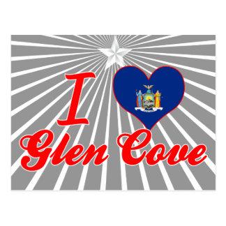 I Love Glen Cove New York Post Cards