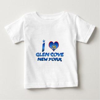 I love Glen Cove, New York Tshirts