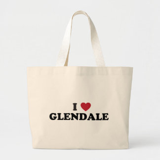 I Love Glendale Arizona Tote Bag