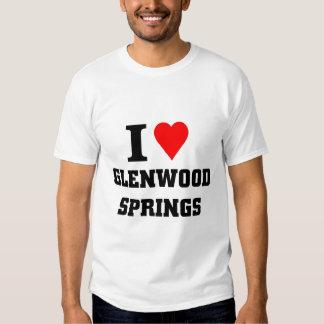 I love Glenwood springs Shirt