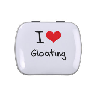 I Love Gloating Jelly Belly Tins