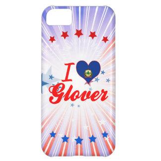 I Love Glover, Vermont iPhone 5C Cases