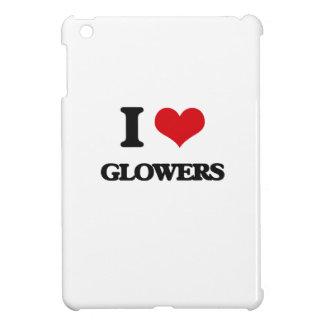 I love Glowers iPad Mini Case
