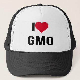 I Love GMO Trucker Hat