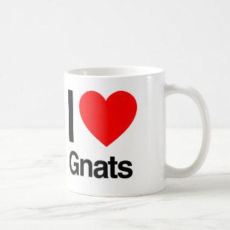 i love gnats coffee mug