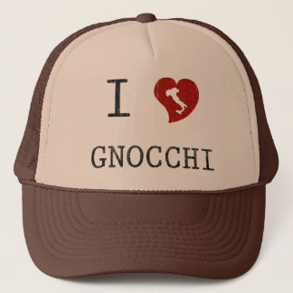 I Love Gnocchi Trucker Hat