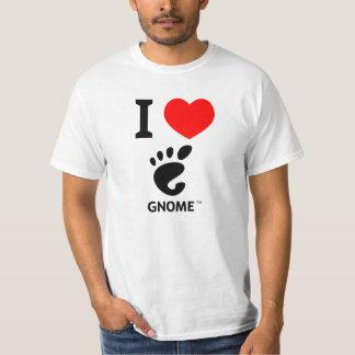I love GNOME T-Shirt