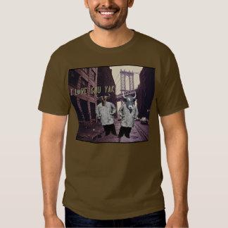 I LoVE GNU YAK T Shirt