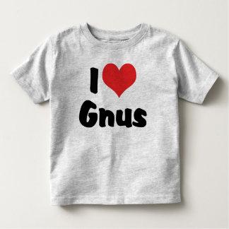 I Love Gnus T-shirt