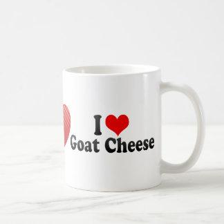 I Love Goat Cheese Mug