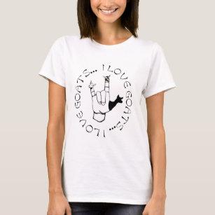 Nubian Goat T Shirts T Shirt Design Printing Zazzle