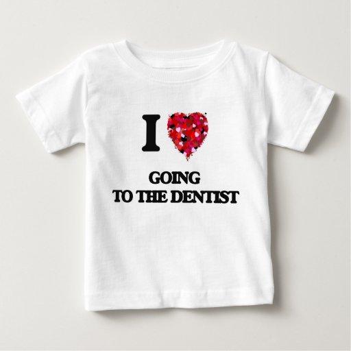 I love Going To The Dentist Infant T-shirt T-Shirt, Hoodie, Sweatshirt