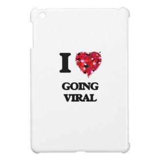 I love Going Viral iPad Mini Cover
