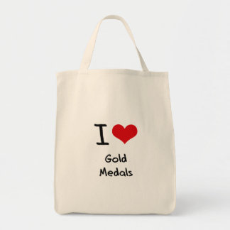 I Love Gold Medals Bags