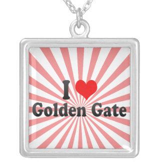 I Love Golden Gate, United States Custom Jewelry
