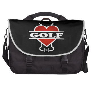 I Love Golf Bags For Laptop