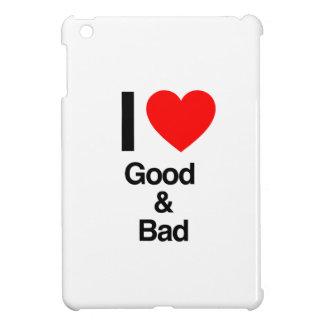 i love good and bad iPad mini covers