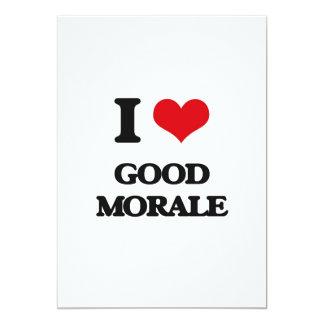 I love Good Morale Cards
