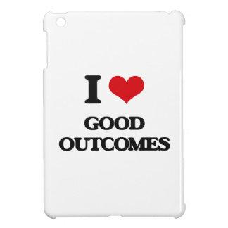 I love Good Outcomes iPad Mini Case