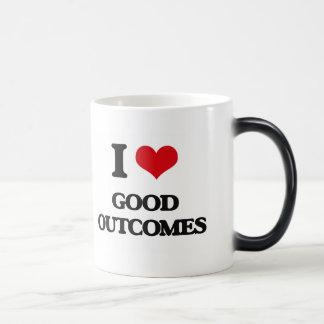 I love Good Outcomes Mugs