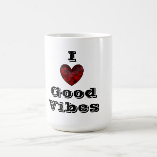 I Love Good Vibes Mug