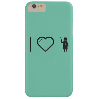 I Love Goons Criminals Barely There iPhone 6 Plus Case