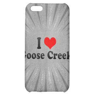 I Love Goose Creek, United States iPhone 5C Cover