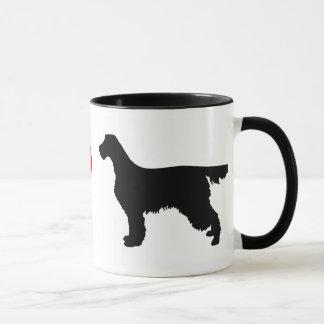 I Love Gordon Setters Mug