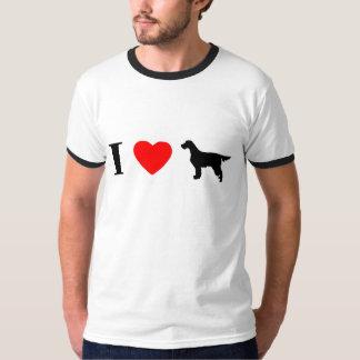 I Love Gordon Setters T-Shirt