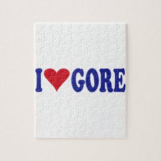 I Love Gore Puzzles