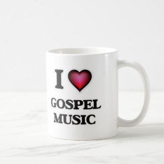 I love Gospel Music Coffee Mug
