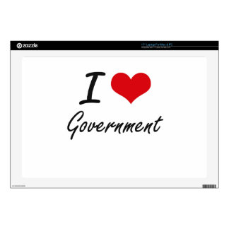 I love Government Skin For Laptop