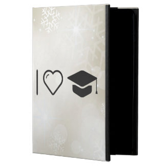 I Love Graduation Fees iPad Air Case