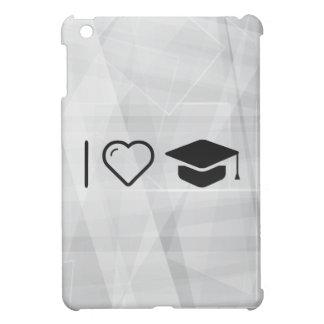 I Love Graduation Fees iPad Mini Cases