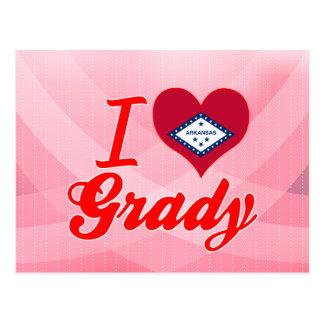 I Love Grady, Arkansas Post Cards