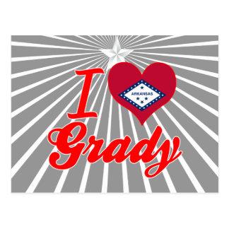 I Love Grady, Arkansas Postcards